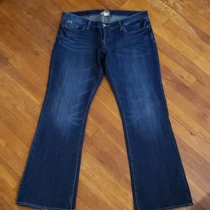 Womens Lucky Brand Jeans 14/32 EUC 14